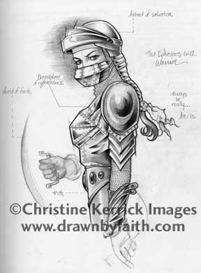 Armor of god for Warrior bible verse tattoos